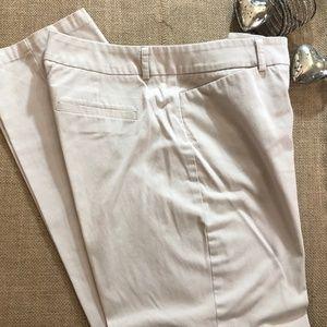 Dockers Womens Khaki Trousers  Size 8 medium